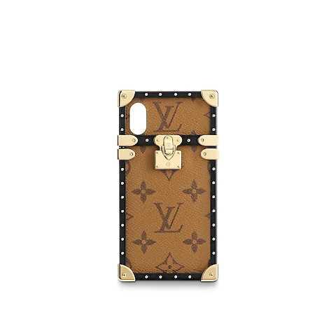 圖片來源:Louis Vuitton(iPhone X / XS 附肩帶保護套)