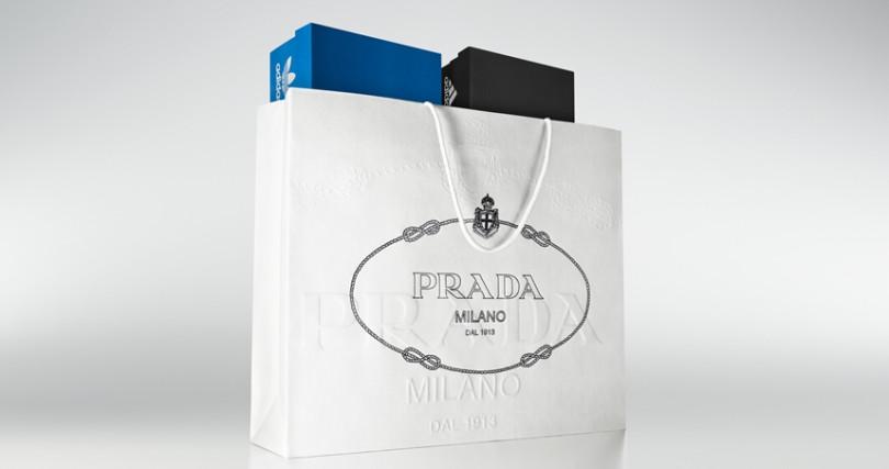 PRADA官方正式宣布與Adidas聯乘系列即將登場!(圖/PRADA)