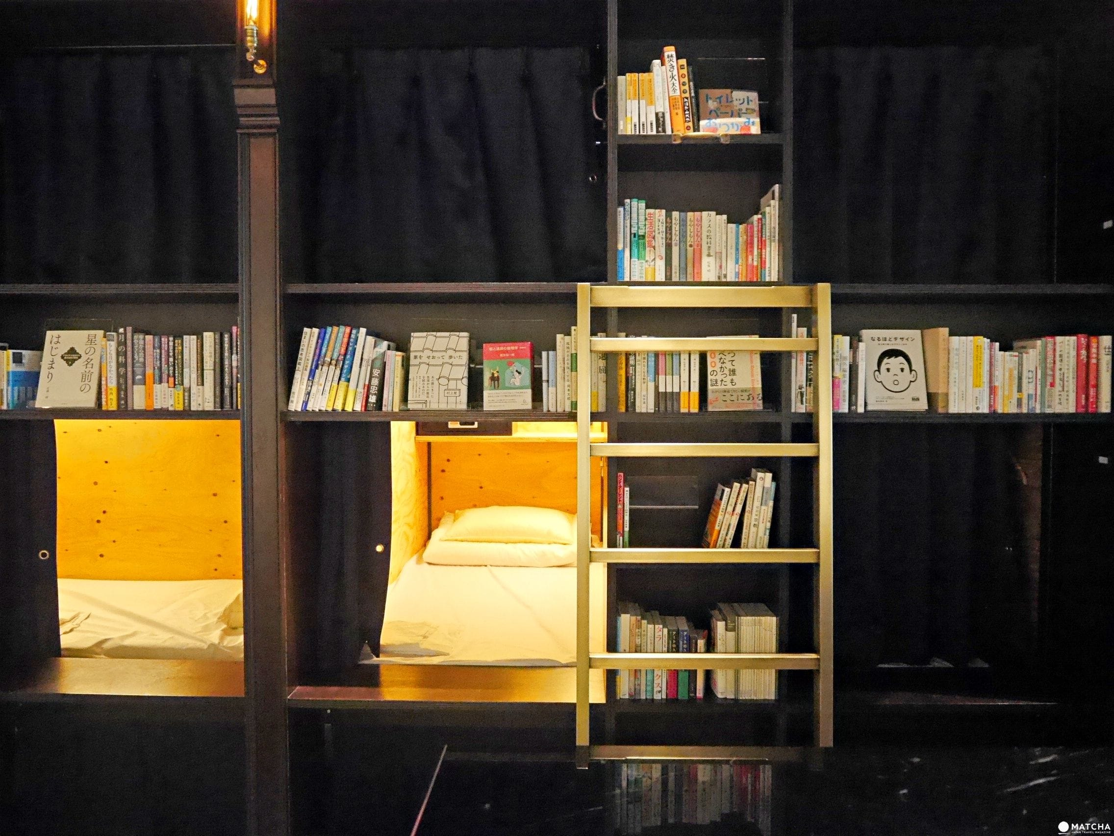 BOOK AND BED ASAKUSA