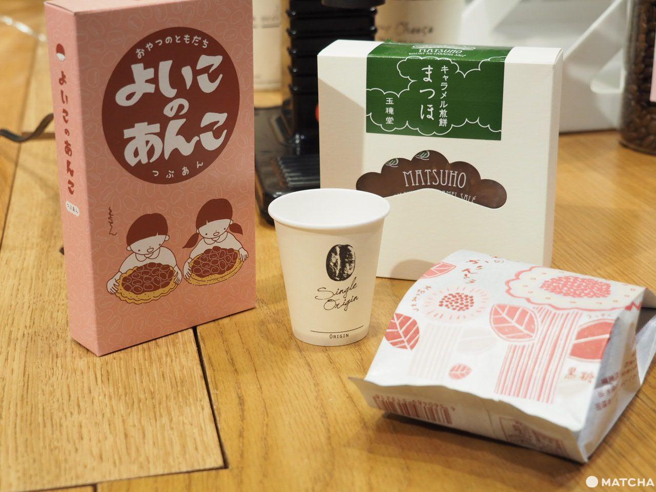 COFFEE STYLE UCC 零食