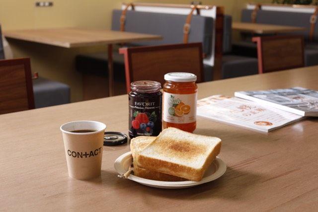 札幌TSUTAYA飯店 早餐