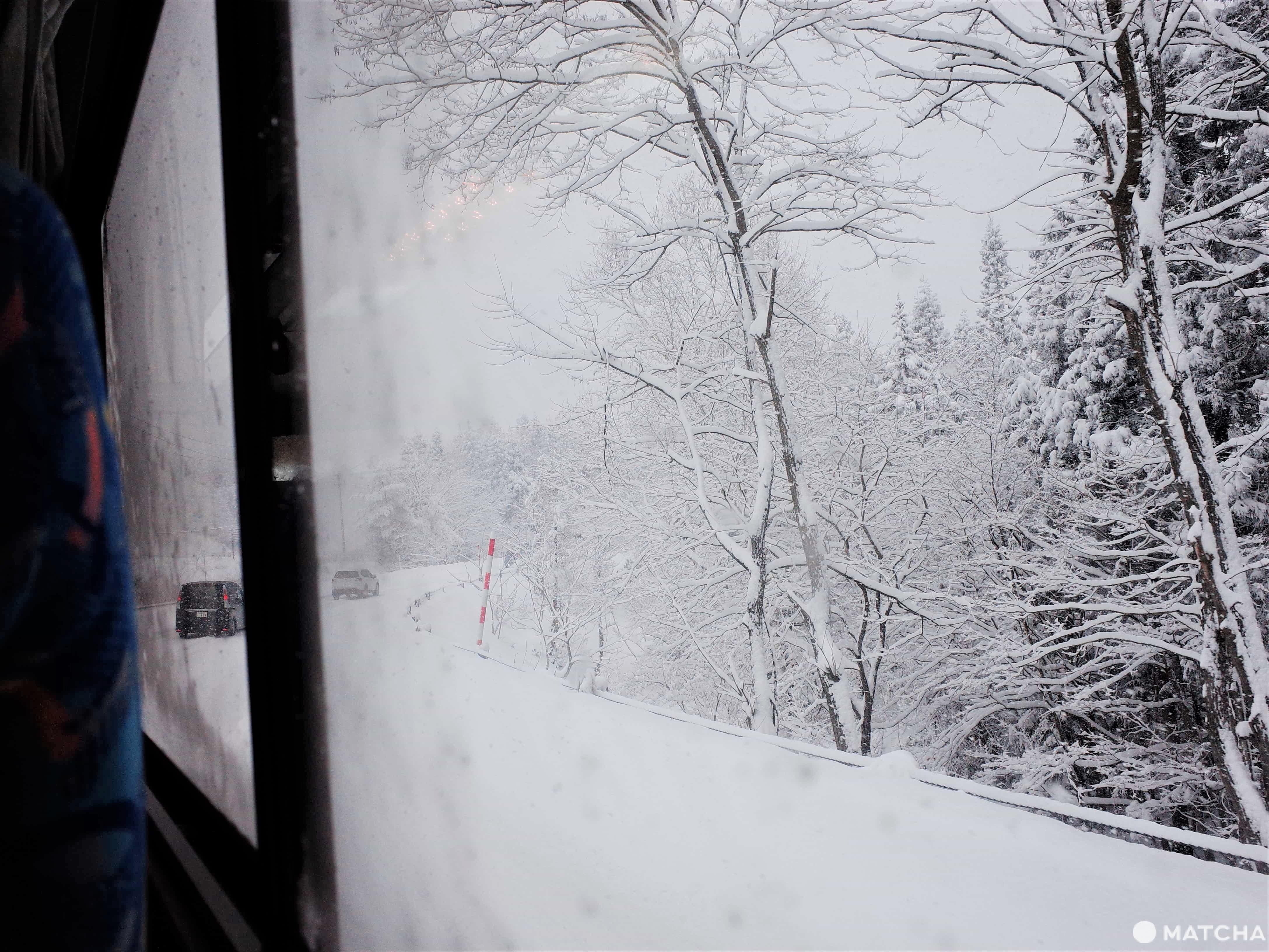 仙台到安比高原接駁巴士