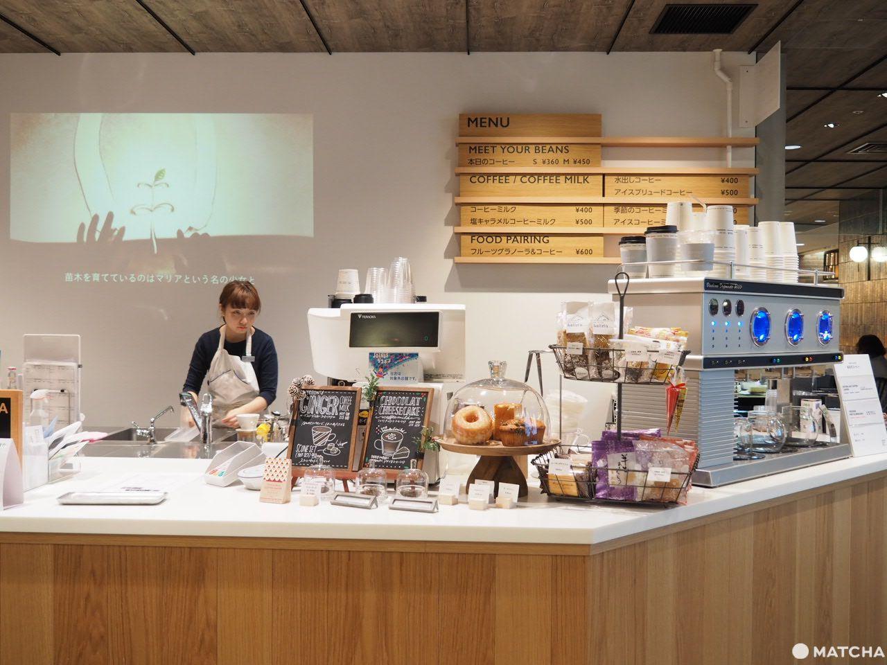 COFFEE STYLE UCC 內用咖啡站