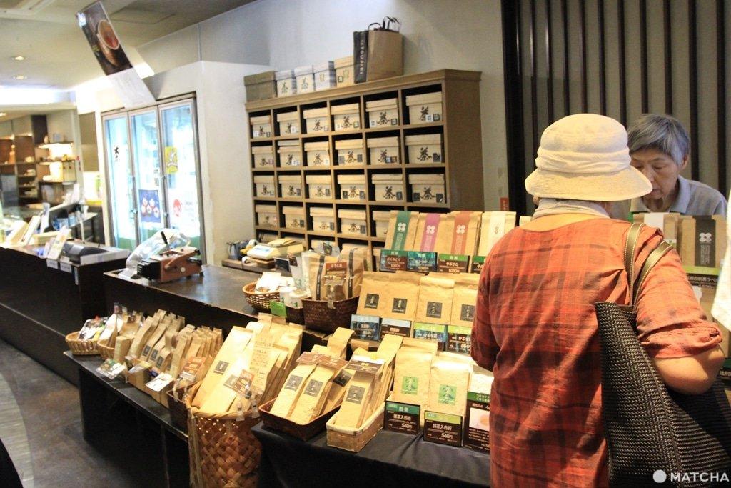 【福岡縣】小倉辻利茶舖-茶葉