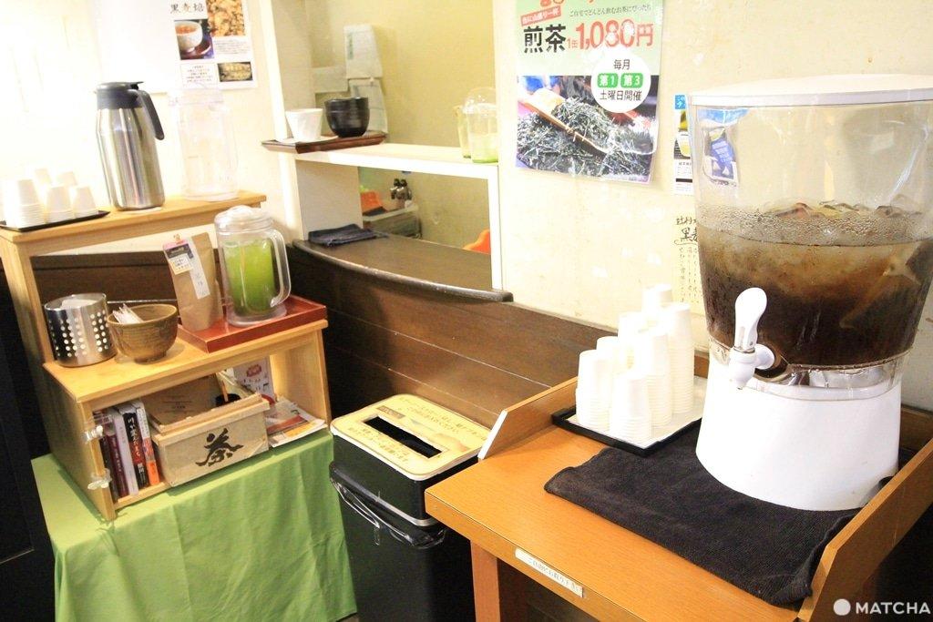 【福岡縣】小倉辻利茶舖-茶飲料