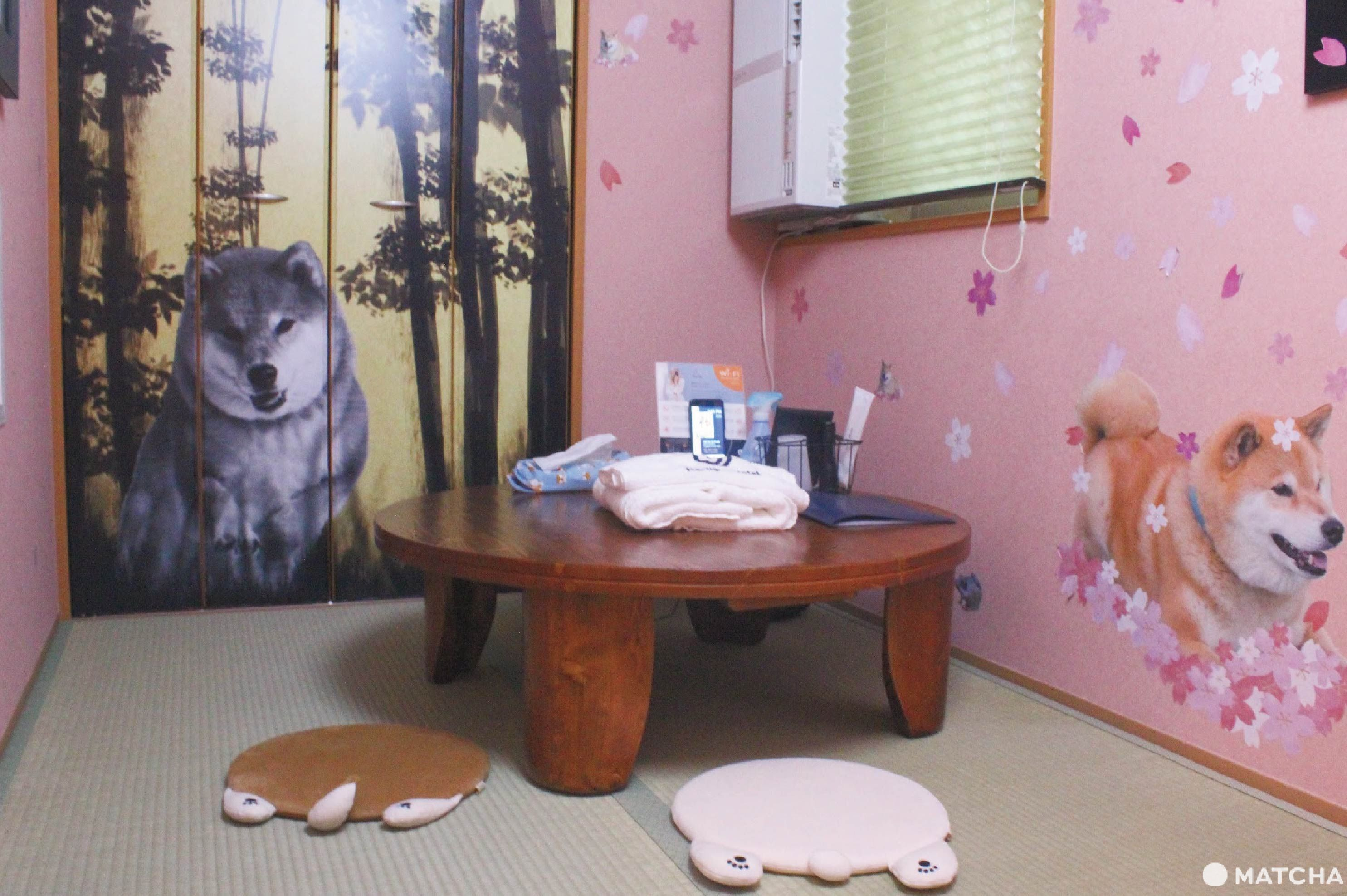 丸太郎的櫻花房