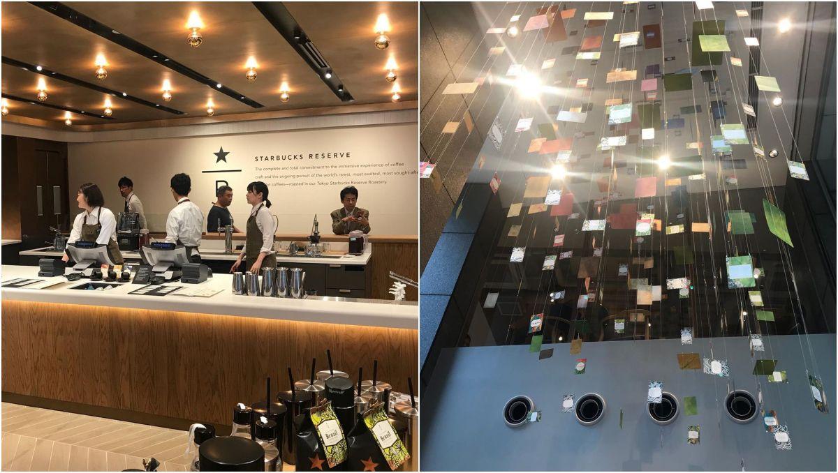 銀座「Starbucks Reserve Store」2