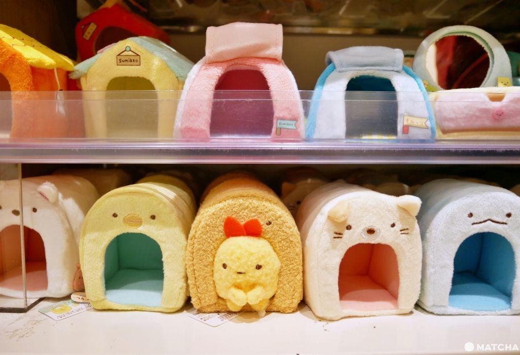 角落小夥伴東京店掌心玩偶小屋