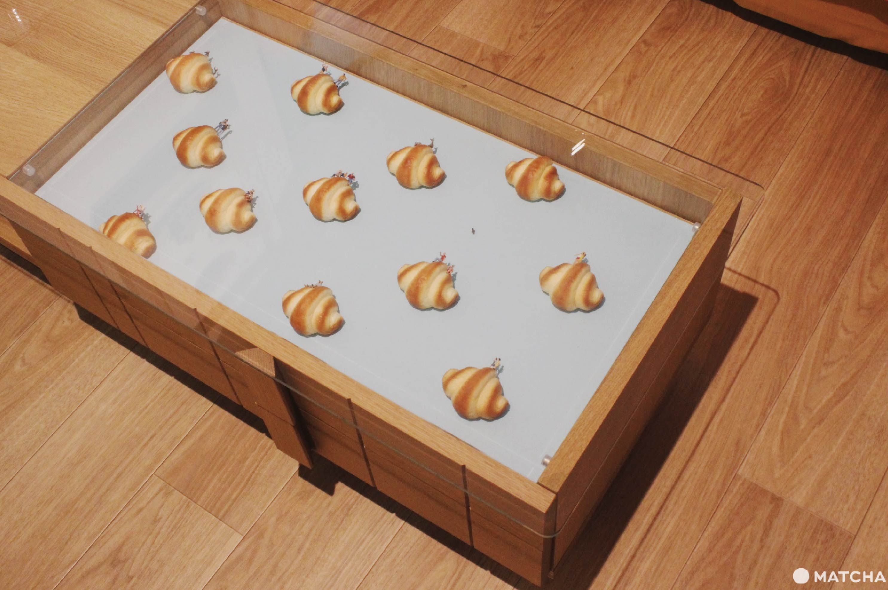 田中達也 麵包的部屋