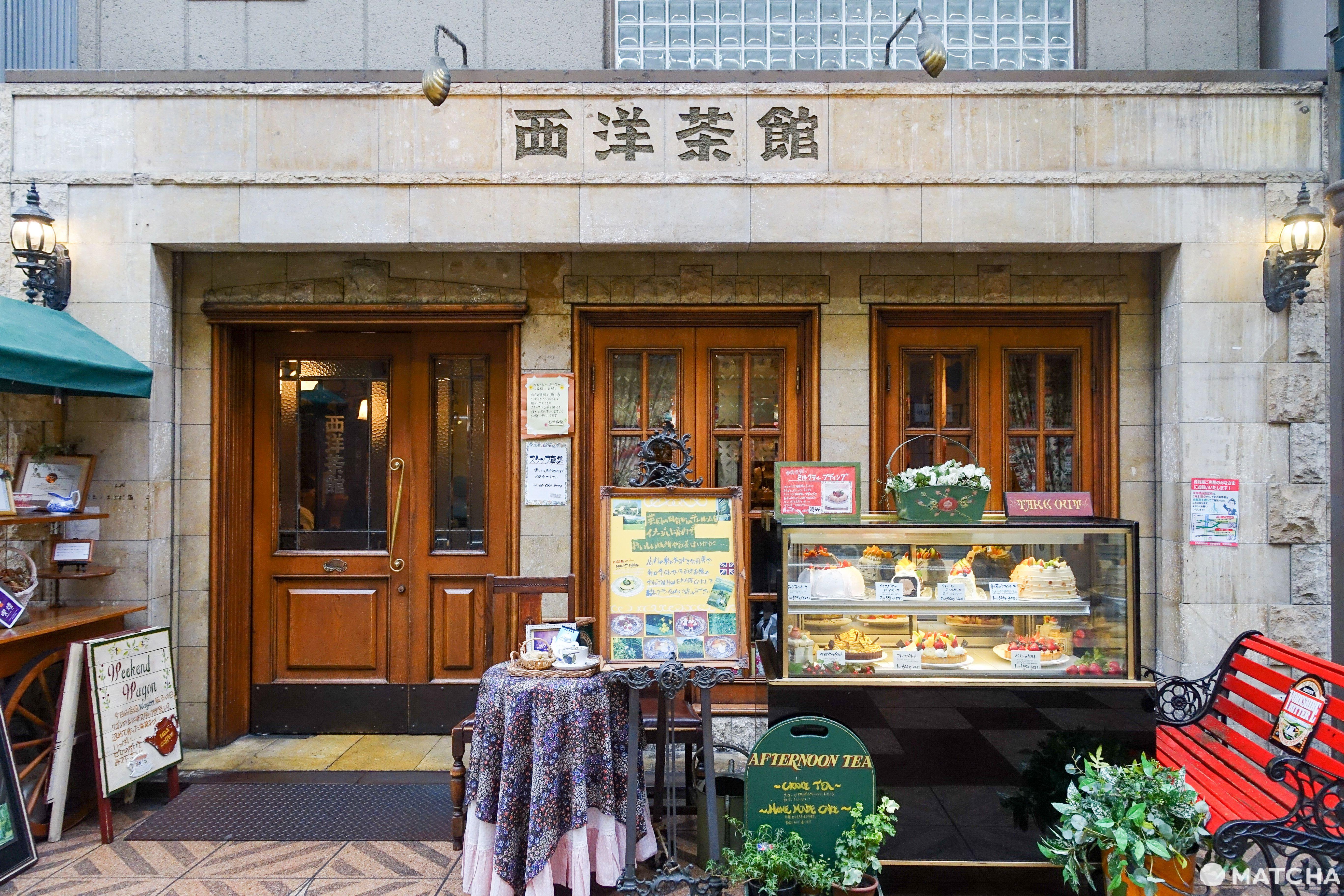 【大阪】女子旅必去下午茶 質感cafe4選