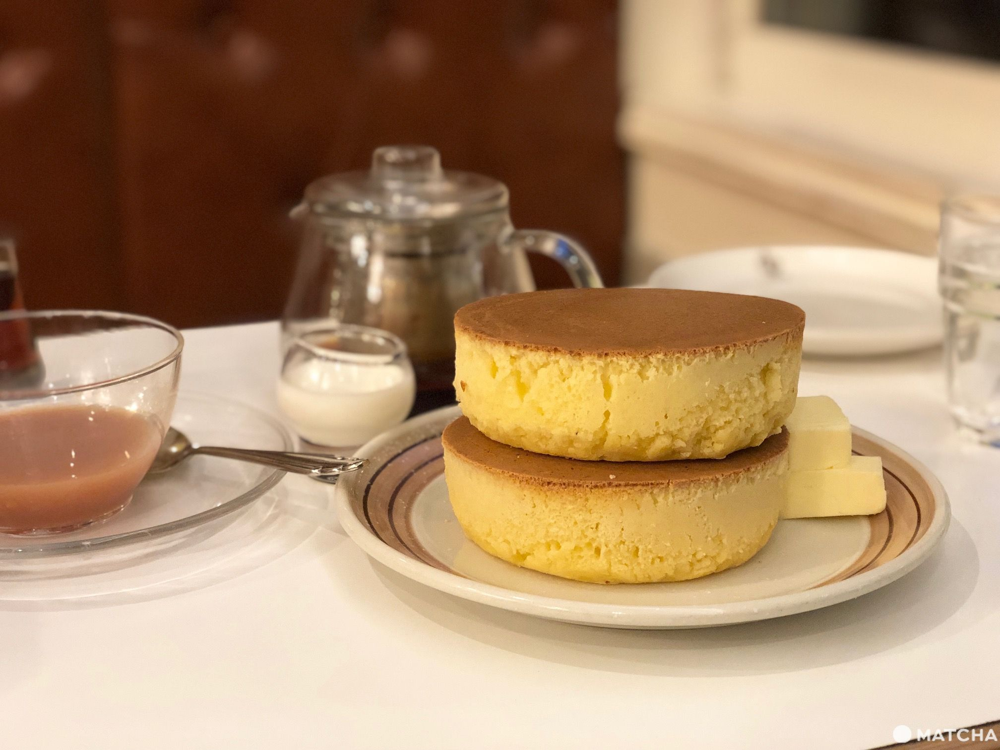IWATAコーヒー鬆餅