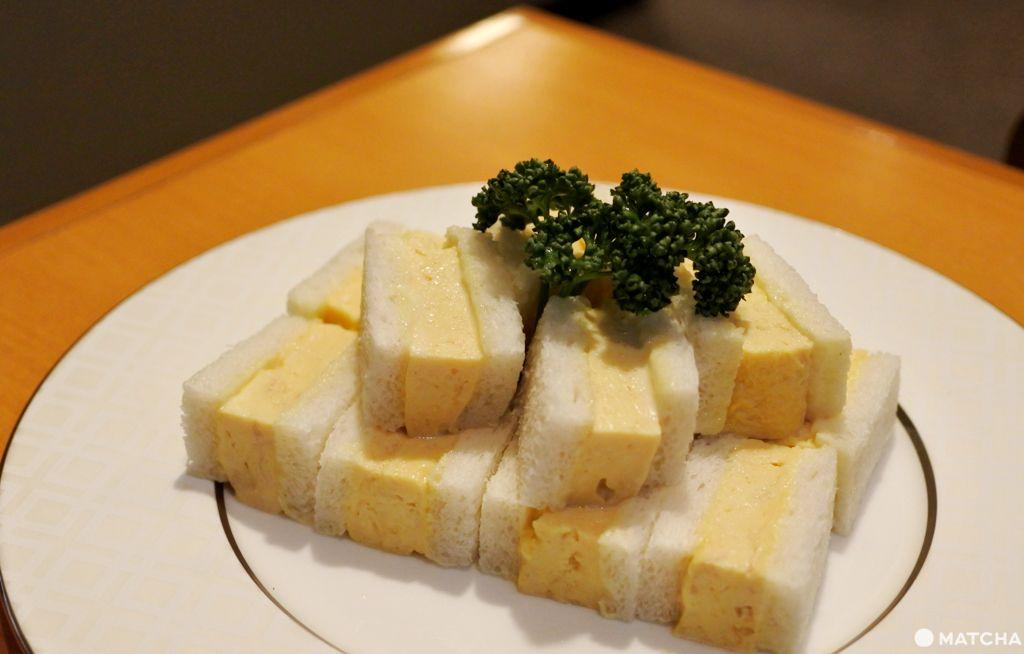 東京 第一 玉子燒三明治
