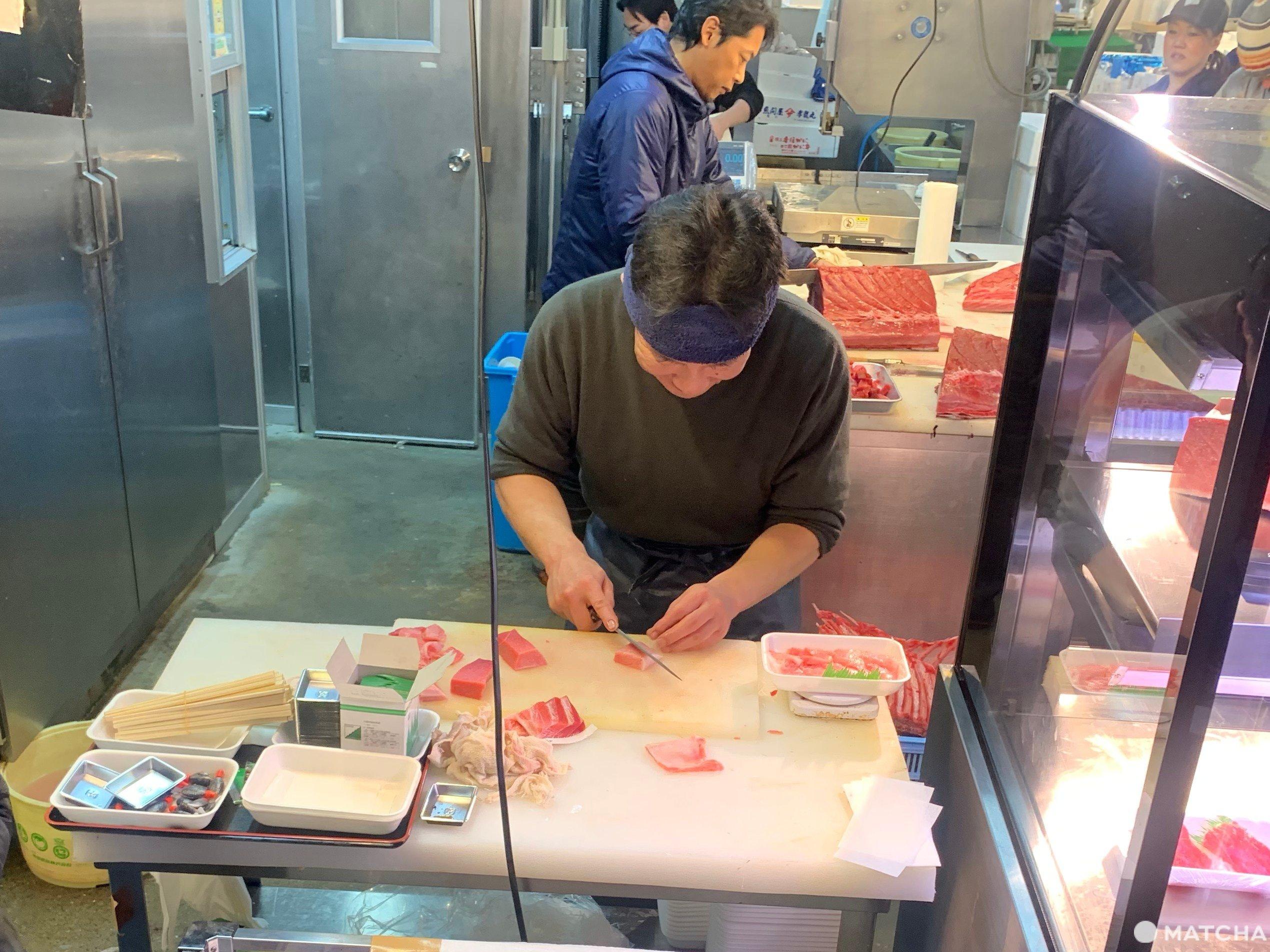 【大阪】大阪市中心的生鮮挖寶好去處-木津市場