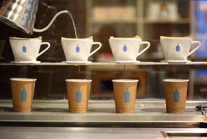 美國舊金山的藍瓶咖啡2