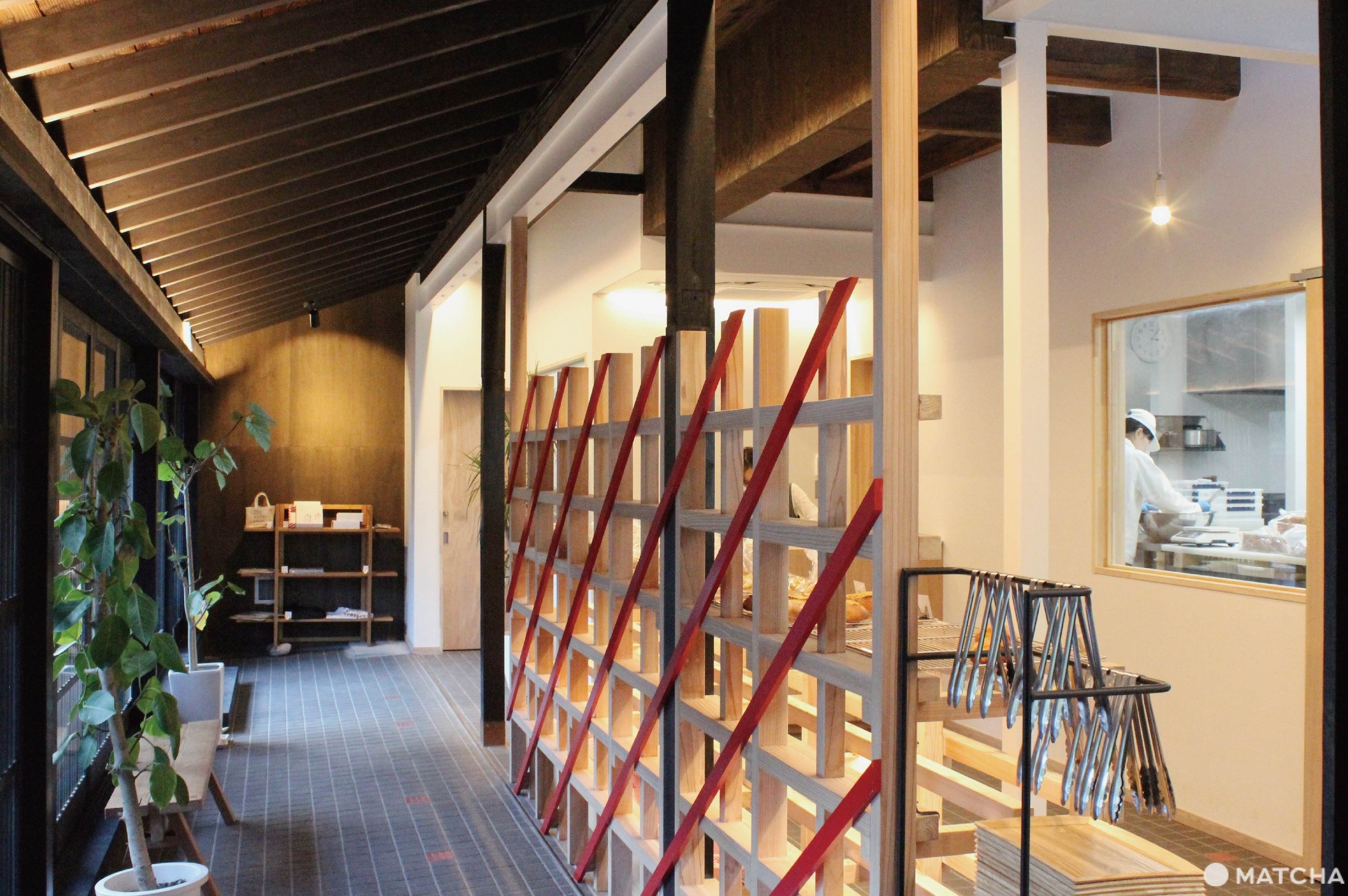 bread and espresso嵐山麵包店