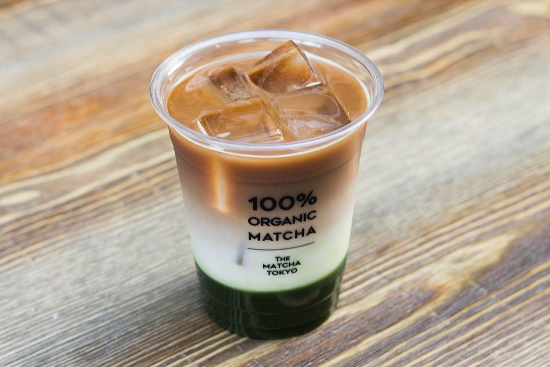 新宿「THE MATCHA TOKYO高質有機抹茶魅力!