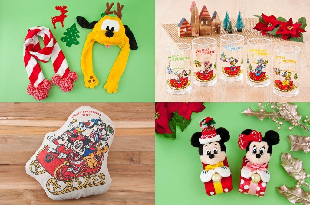東京迪士尼樂園聖誕限定