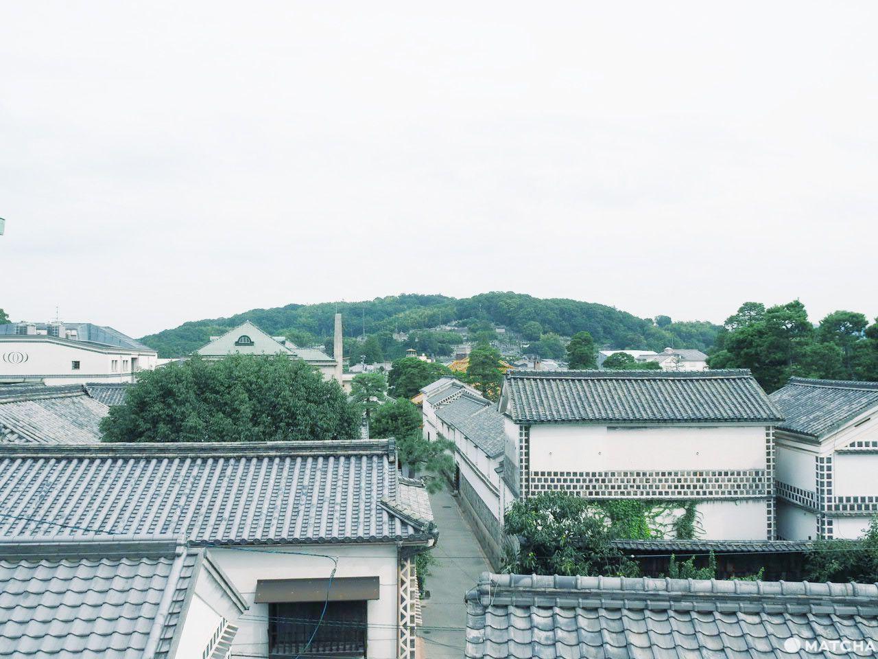 林源十郎商店展望台