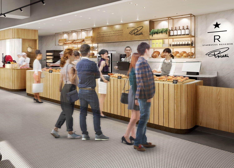 銀座「Starbucks Reserve Store」3