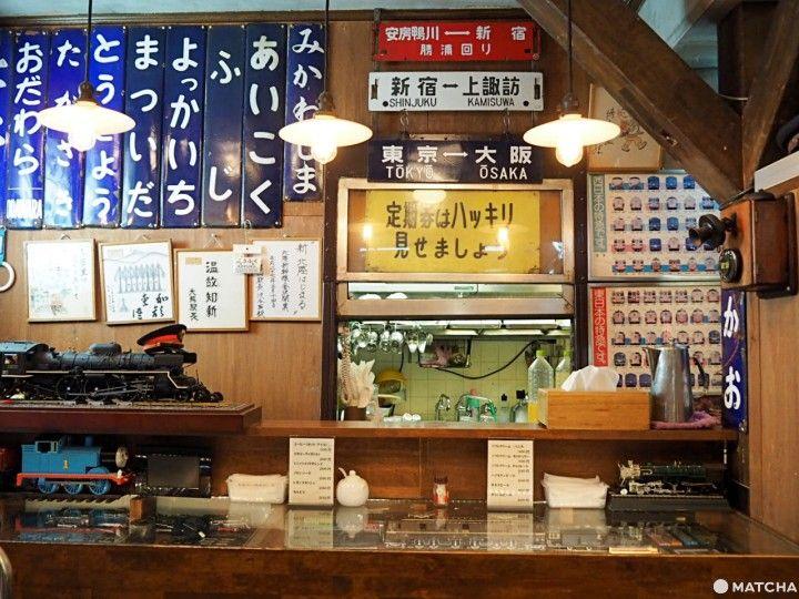 不是鐵道迷也瘋狂!東京電車主題咖啡廳居酒屋通通在這