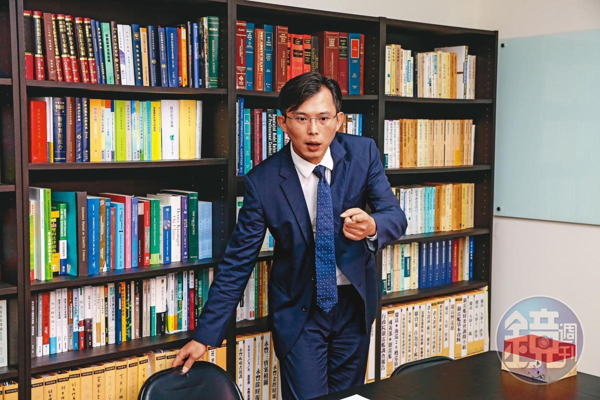 黃國昌說當上大同獨董後,會在審計委員會成立調查小組徹查弊案。