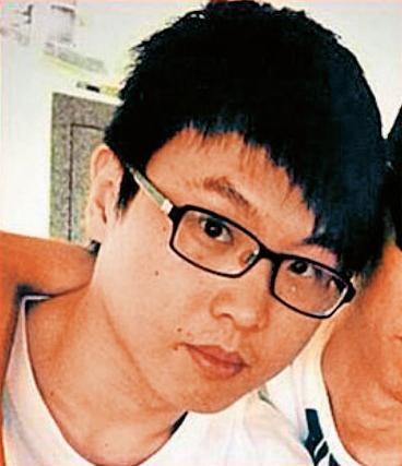 販毒集團成員蔡宗育(圖)遭陳福祥近距離槍殺身亡。(翻攝臉書)