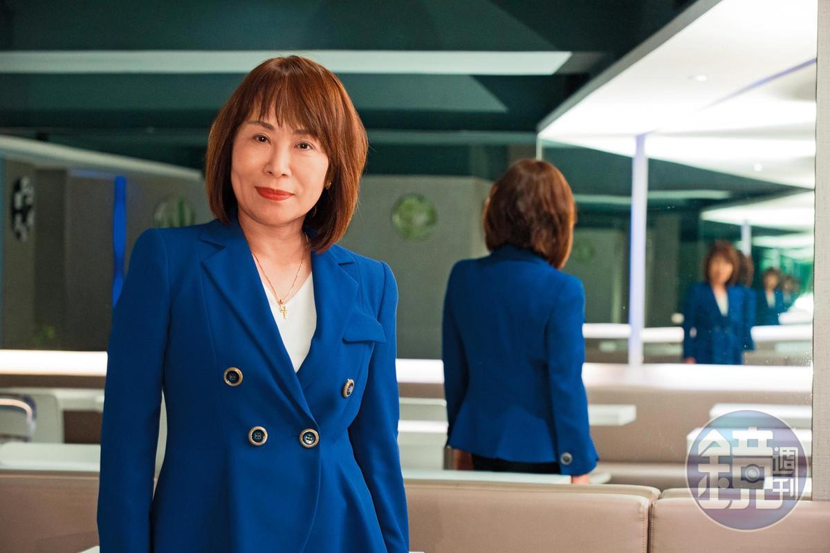 田中榮子坦言,《海》片從發想到完成耗時5年,漫長的籌資及製作過程讓身為製片的她備感煎熬。