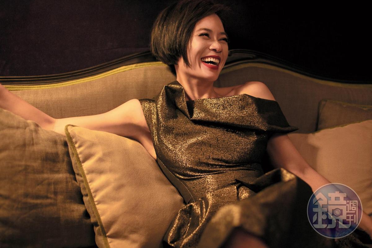 喜歡大剌剌的笑、男孩子般的性格,楊雁雁說這才是真正的她。