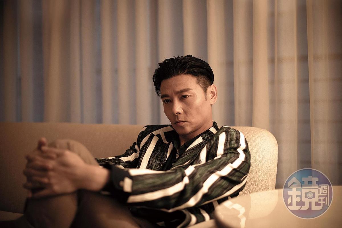 張晉是一個從低做起的人,他回想過去那些時日說,「我沒有辜負以前的我自己。」