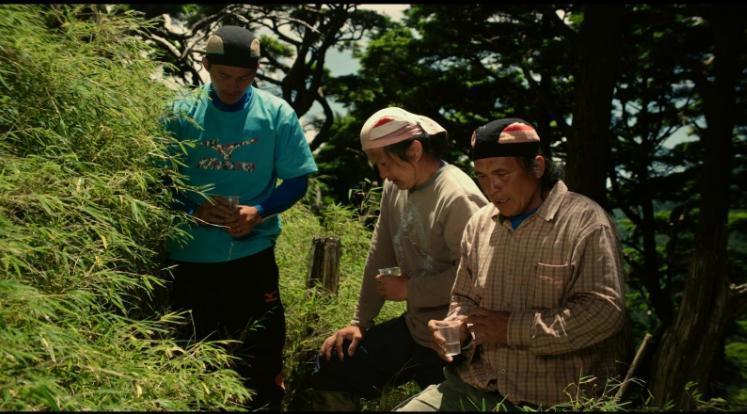 紀錄片《餘生—賽德克·巴萊》記錄賽德克族人追尋祖靈發源地「Pusu Qhuni」的過程。(果子電影提供)