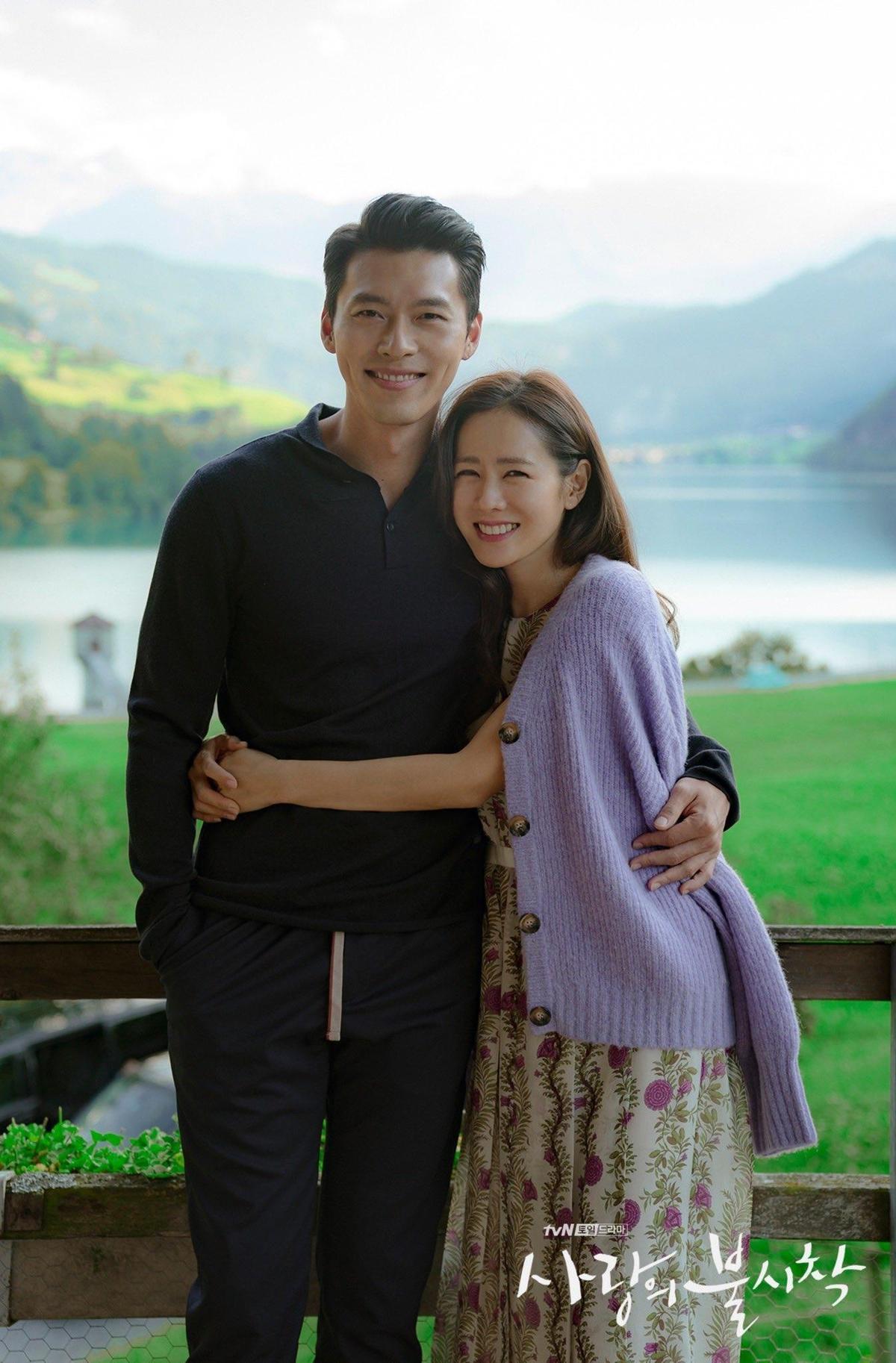 tvN電視台昨日釋出未公開劇照,粉絲紛紛猜測是「隱藏版結局」。(翻攝自tvN推特)