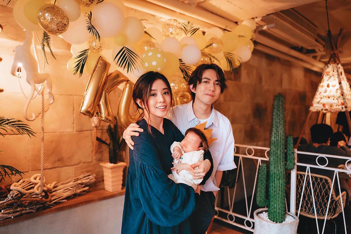 林宥嘉與丁文琪結婚3年、育有一子,過著幸福美滿日子。(翻攝自丁文琪IG)