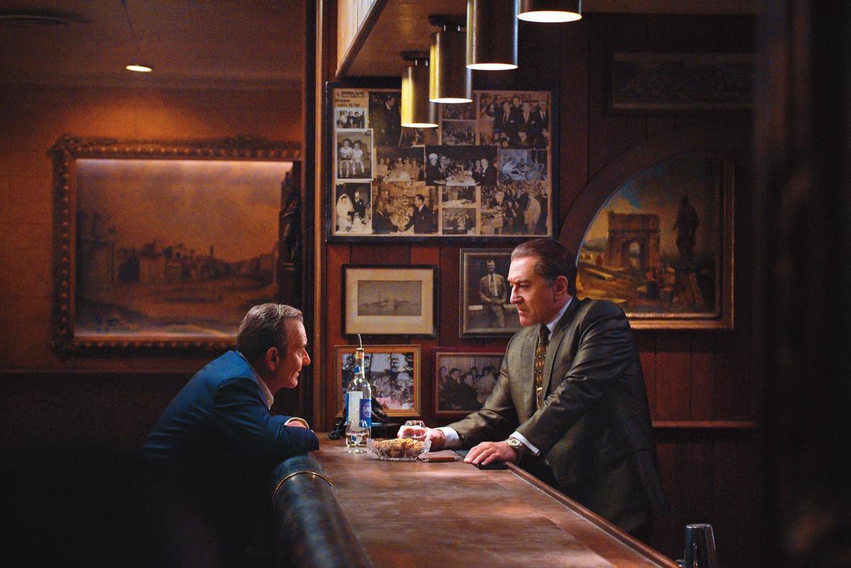 Netflix今年以電影《愛爾蘭人》等片獲奧斯卡24項提名居冠,隨著競爭者陸續加入,勢必將面臨全新挑戰。(Netflix提供)