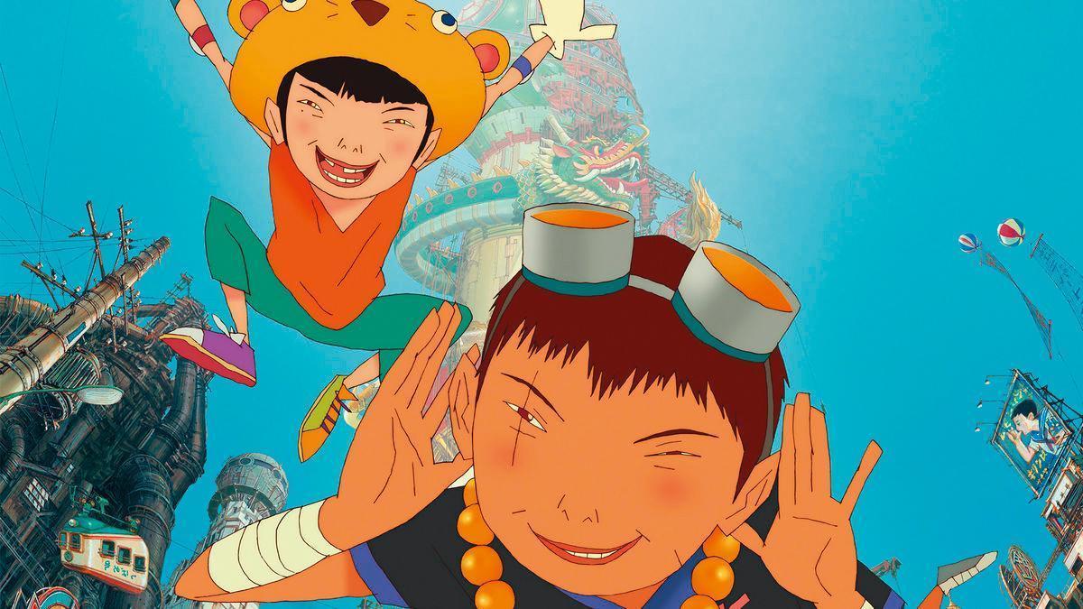 由STUDIO 4℃製作的《惡童當街》叫好叫座,並獲頒日本電影學院獎最佳動畫長片。(翻攝自letterboxd.com)