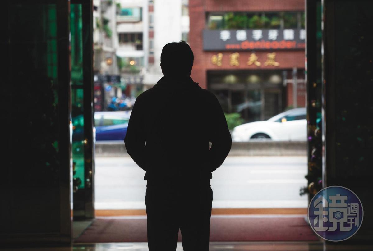 陳姓台商(圖)控訴富士康成都科技園區二名高階主管,涉嫌霸凌、欺壓他。(投訴人提供)