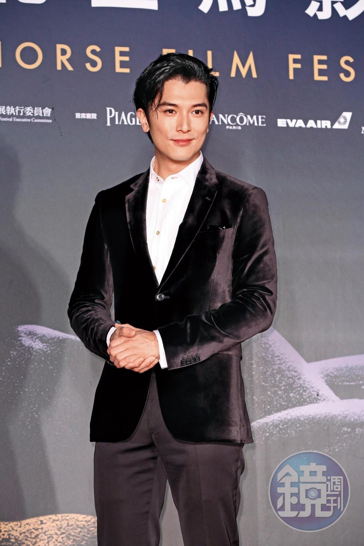 邱澤去年因《誰先愛上他的》獲金馬提名,雖然後來敗給徐崢,卻因此成為數部電影爭取合作的對象。