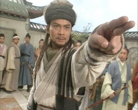 黃日華的喬峰角色被視為TVB最經典的代表角色。(網路圖片)