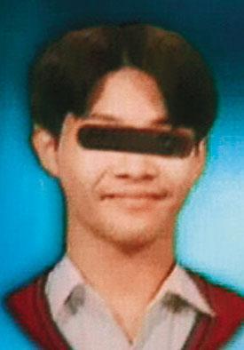 主嫌小峰犯案時年僅15歲,共犯小銓(圖)犯案時11歲,還是個國小學生。(翻攝畫面)
