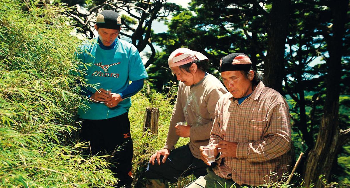 湯湘竹執導的紀錄片《餘生》記錄「霧社事件」後賽德克遺族的故事。(果子電影提供)