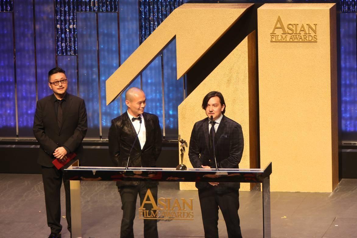 泰國剪輯師利查泰米提古是亞洲電影大獎的常客,已3度獲頒最佳剪輯。(翻攝自afa-academy.com)