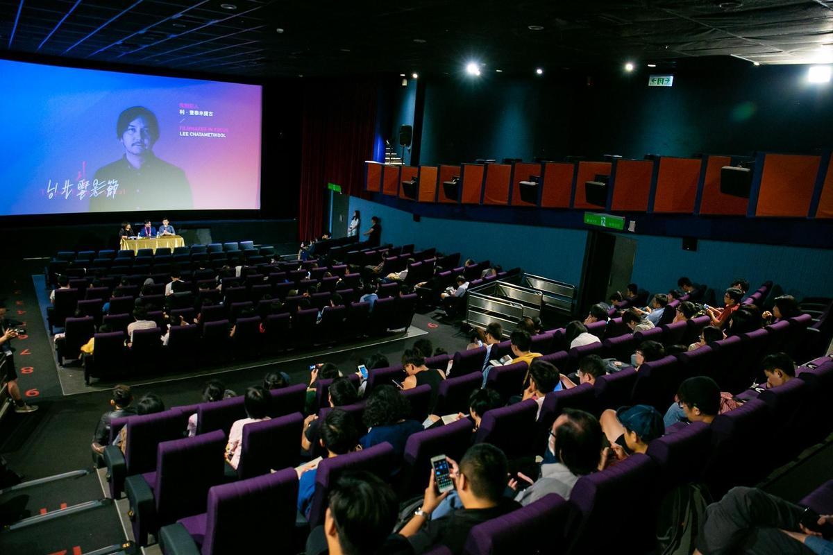 台北電影節邀請泰國剪輯師利查泰米提古來台,選映他的作品《看似平凡的故事》,並舉行映後座談。(台北電影節提供)