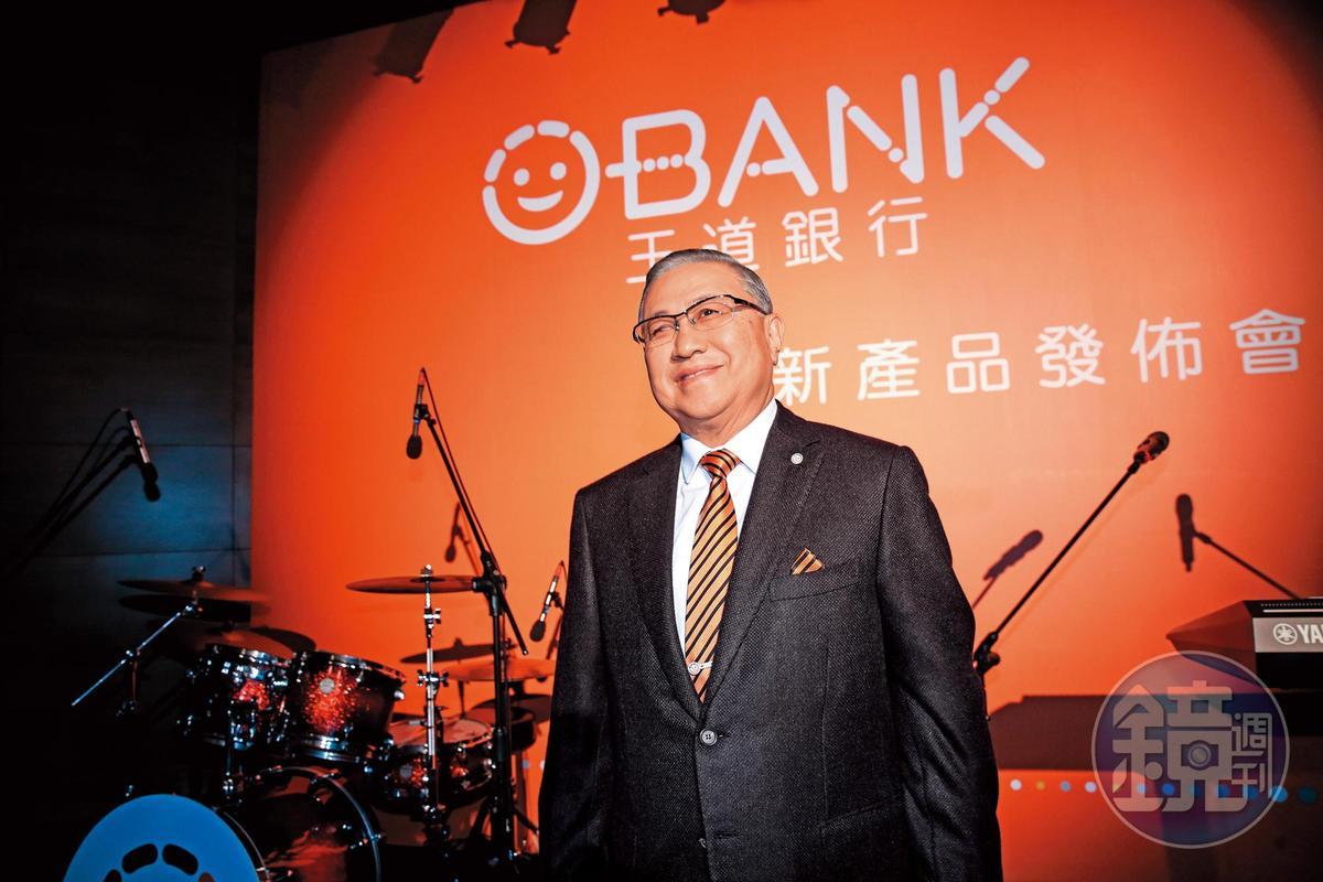 王道銀行董事長駱錦明宣布今年獲利目標要增加5成,沒想到最近就傳出客戶潤寅實業,發生人去樓空、惡意詐貸的案子。