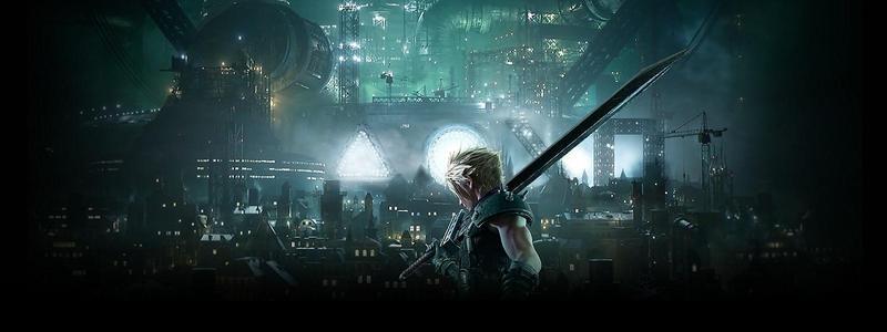 日本遊戲大廠Square Enix宣布,員工在家上班將會成為永久模式。圖為SQEX招牌作品Final Fantasy系列。(翻攝自FINAL FANTASY VII REMAKE官網)