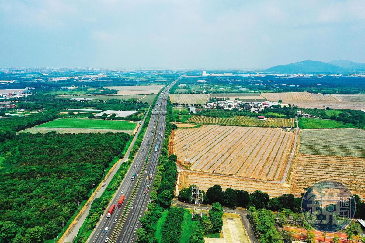 高雄力求轉型,占地262公頃的橋頭科學園區被視為重要基地。