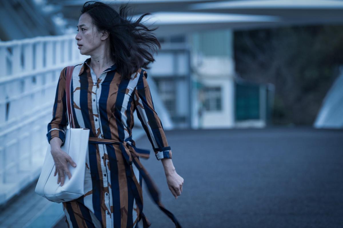 短片《情色小說》是出自賣座電影《比悲傷更悲傷》導演林孝謙之手,片中演員的表現也讓人印象深刻。(台北電影節提供)