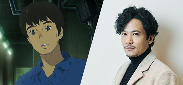 前SMAP成員稻垣吾郎在《海獸之子》裡為女學生琉花的父親配音。(甲上娛樂提供)