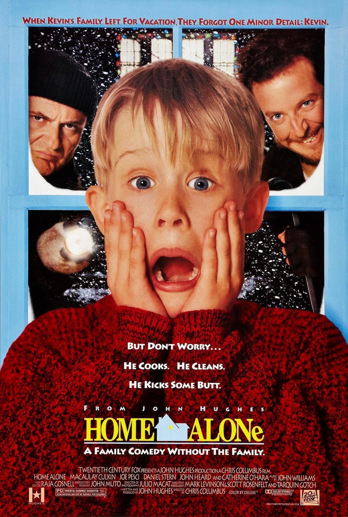 當年麥考利克金在《小鬼當家》中鬼靈精怪的形象相當討喜。(翻攝自imdb)