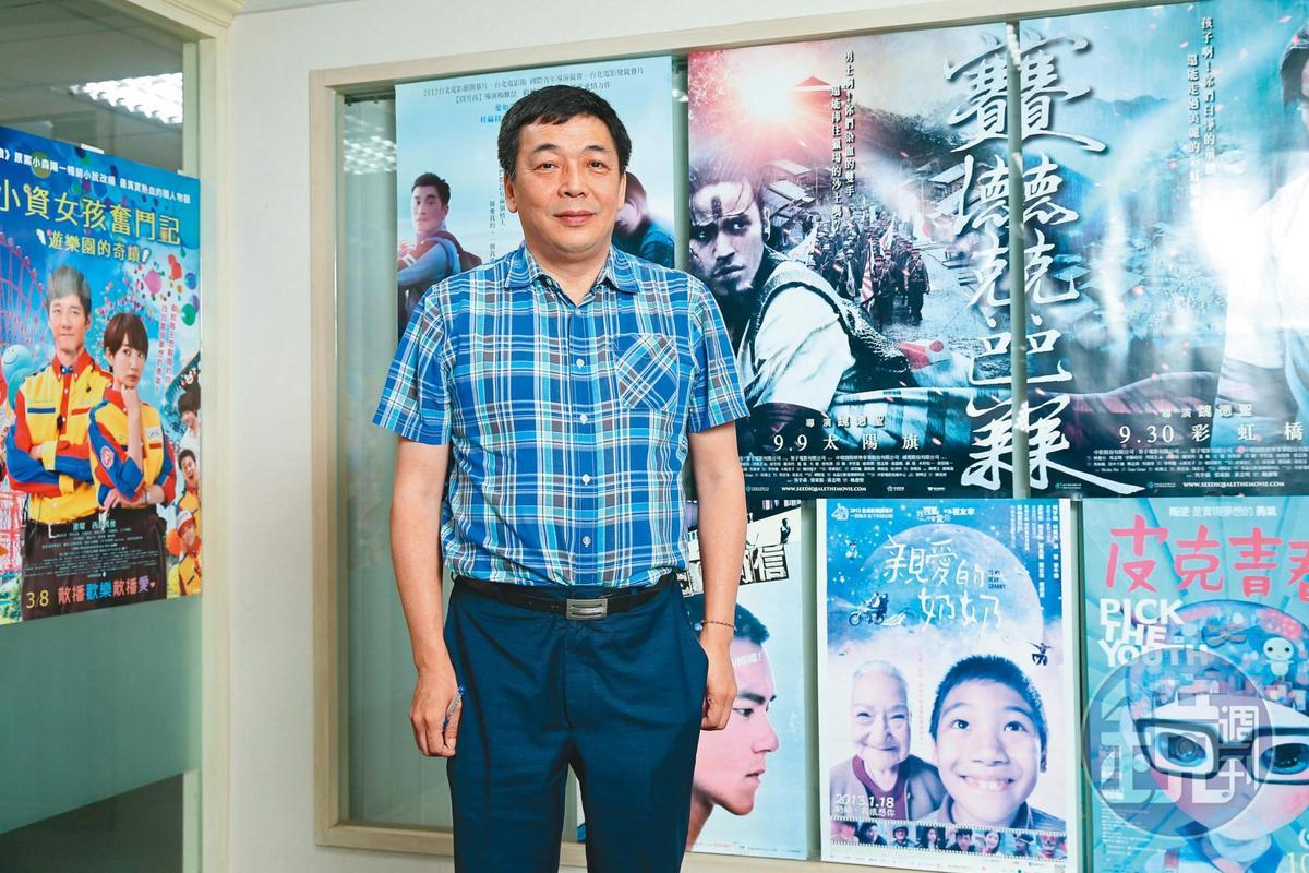 中影八德總經理林坤煌表示,爭取中台灣影視基地經營權是因看中此地的造浪池、深水池及全台最大攝影棚等優點。