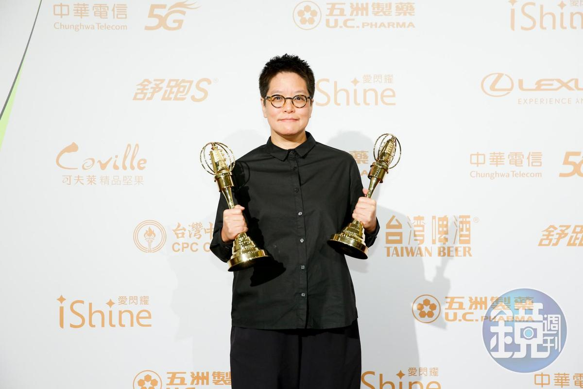 《罪夢者》團隊連拿多項技術獎項,包含聲音設計、燈光、美術設計以及攝影獎。