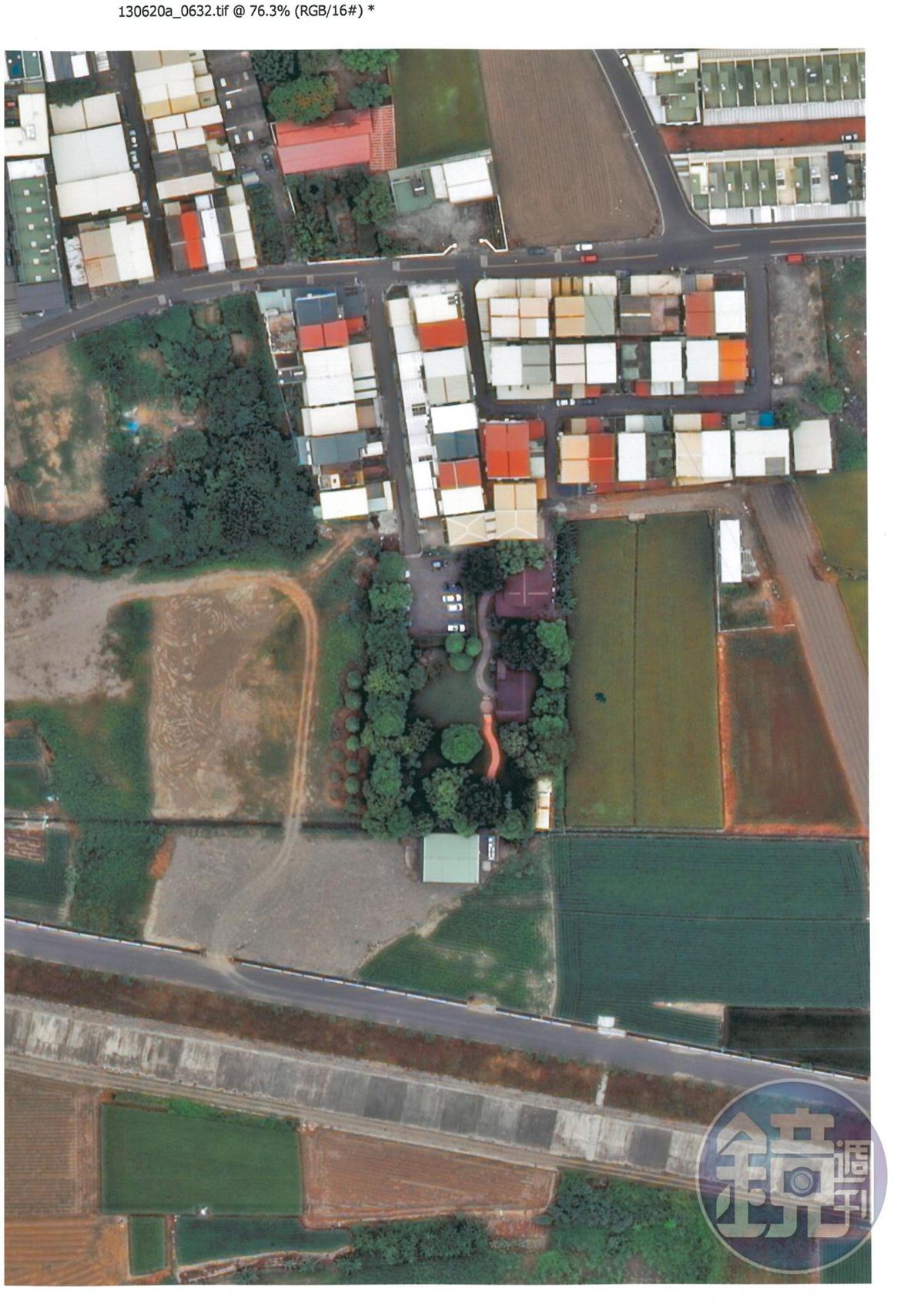2013年 農舍用地